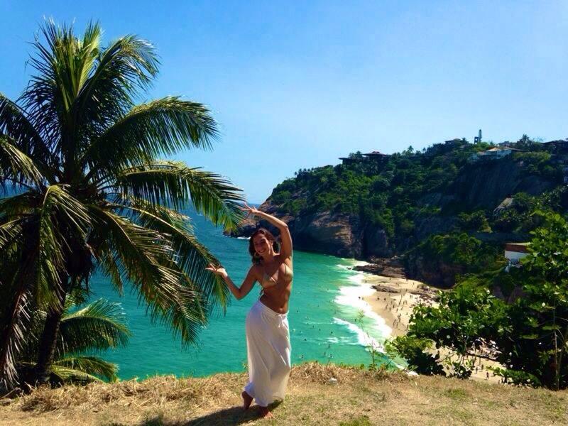 rio de janeiro, beach, life, lifestyle, yoga