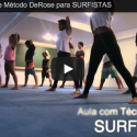 método derose, surfistas, surf