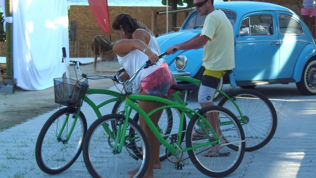 bike, verdes ventos, maresias