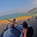 viajar sozinha, mulheres na estrada