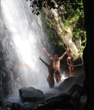 cachoeira em ilhabela, ilhabela
