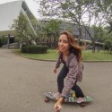 longboard no ibirapuera, lost, skate da lost, longboard em são paulo,