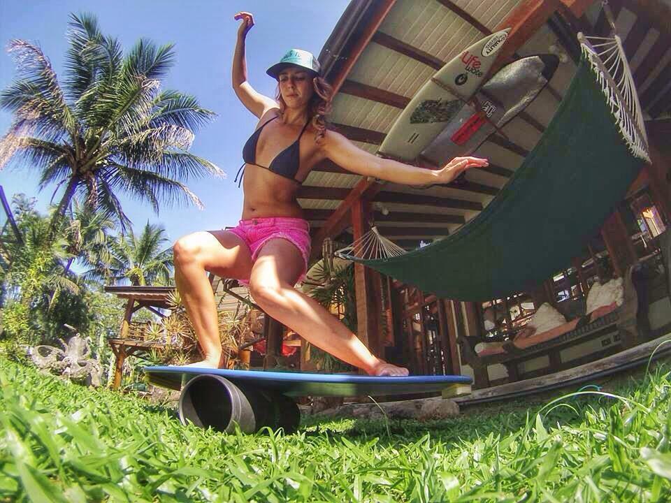 lesões no surf