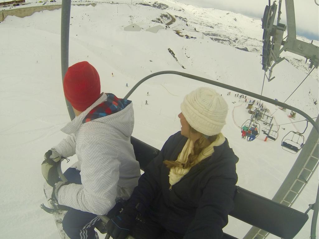 vale nevado, snowboard no chile, chile, o que fazer no chile