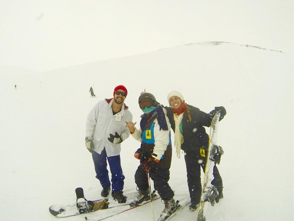 vale nevado, chile, snowboard no chile, o que fazer no chile