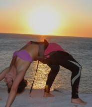 yoga para o surf