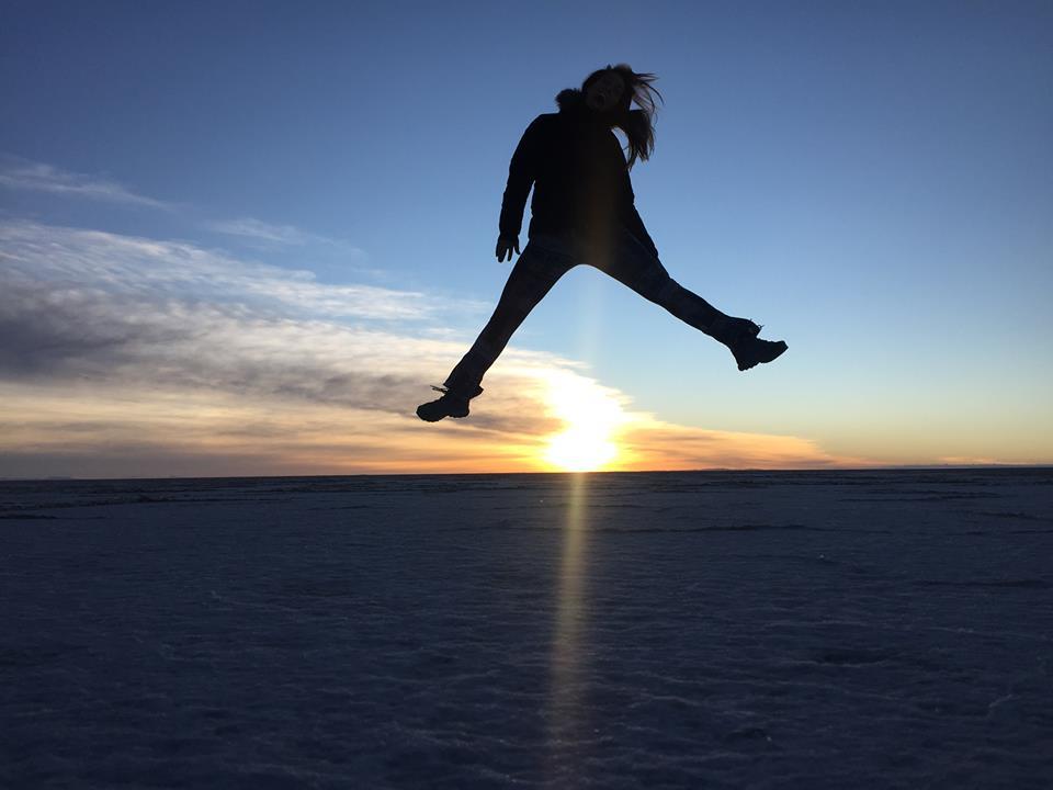 Salar de Uyuni, deserto do atacama