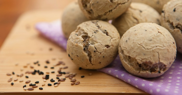 nutrição esportiva, pão de queijo funcional