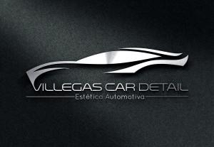 Villegas Car Detail - Logomarca XDR001E
